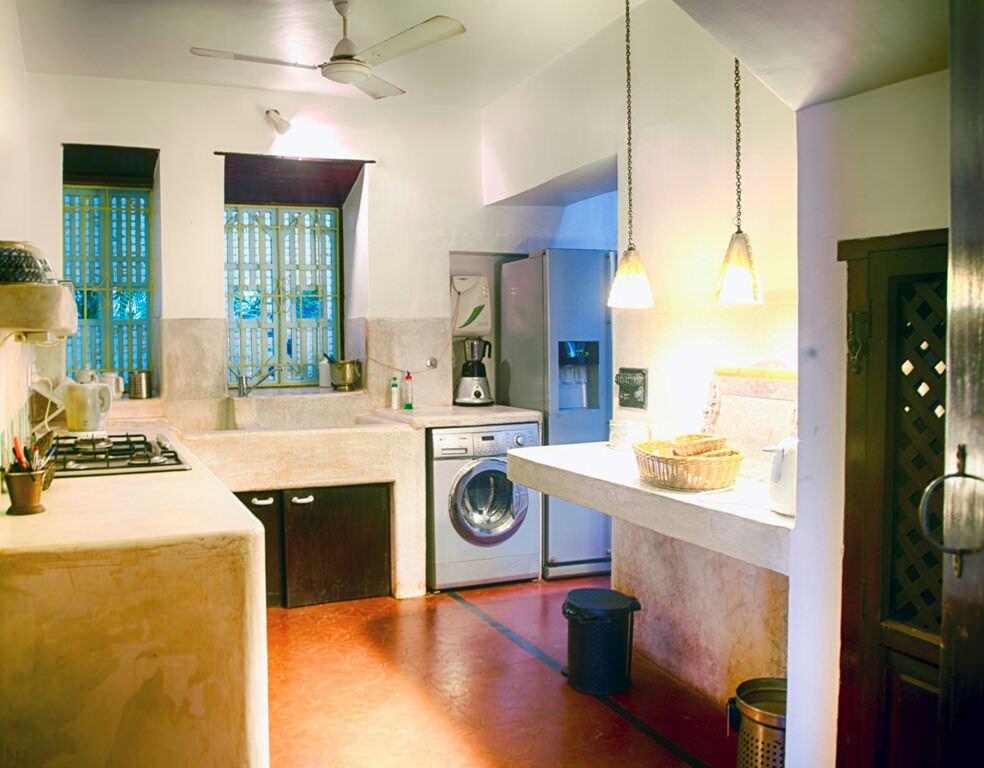 Luxury Villas in Goa, Villa Poo, Kitchen