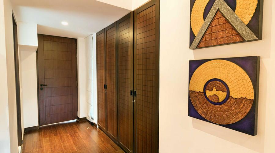 Luxury Villa in Goa, Villa Flavia, Powder Room