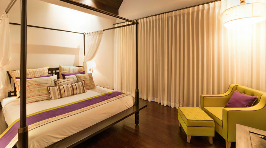 Luxury Villa in Goa, Villa Flavia, Bedroom