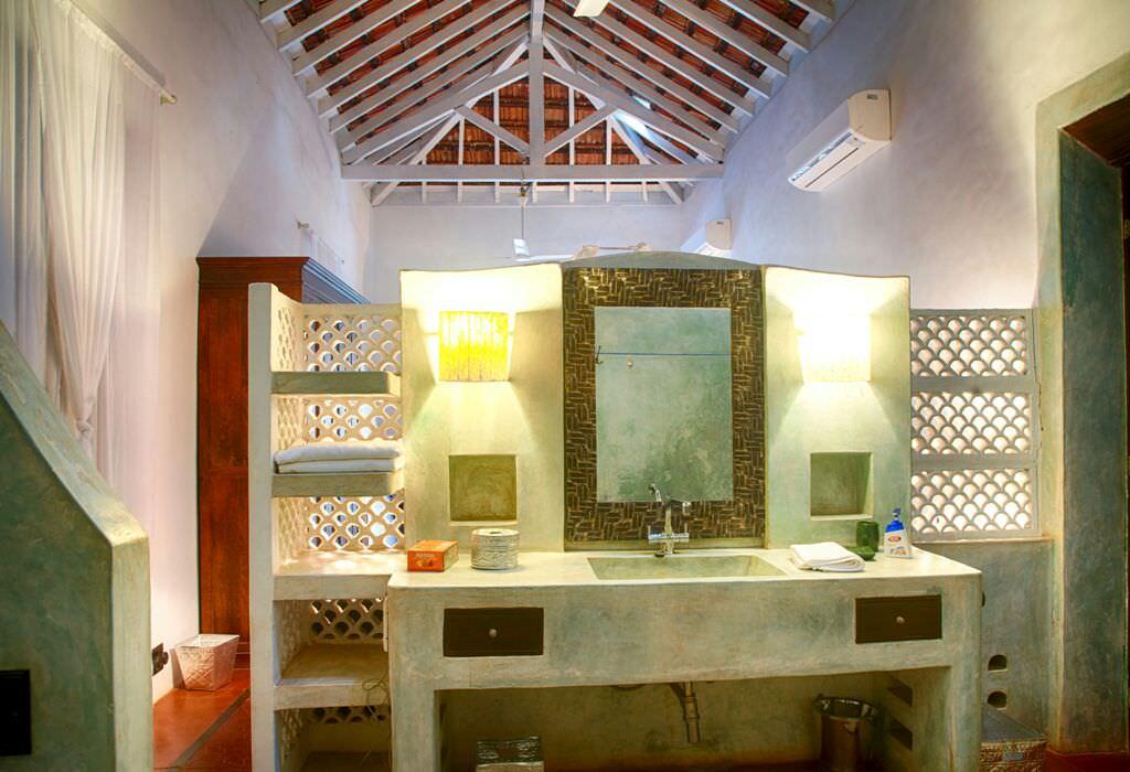 Villas in Goa, Villa Poo, Washroom