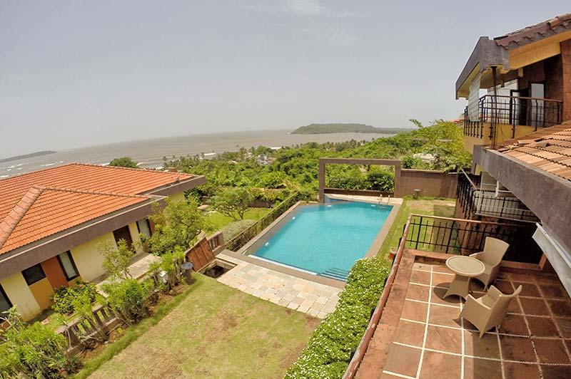 Villas in Goa, Sky View, Swimming Pool