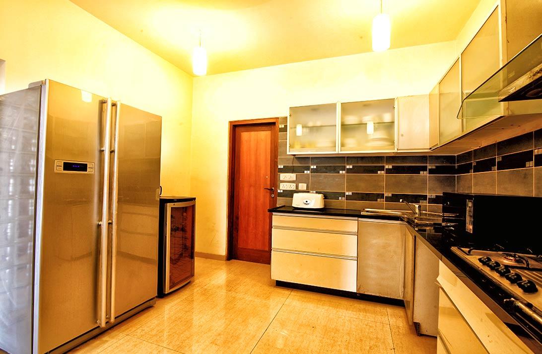Villas in Goa, Sky View, Kitchen