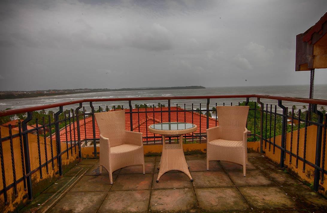 Villas in Goa, Sky View, Sea View