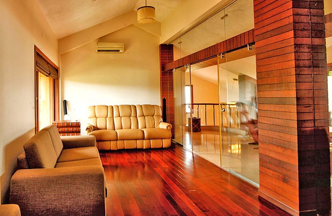Villas in Goa, Sky View, TV Room