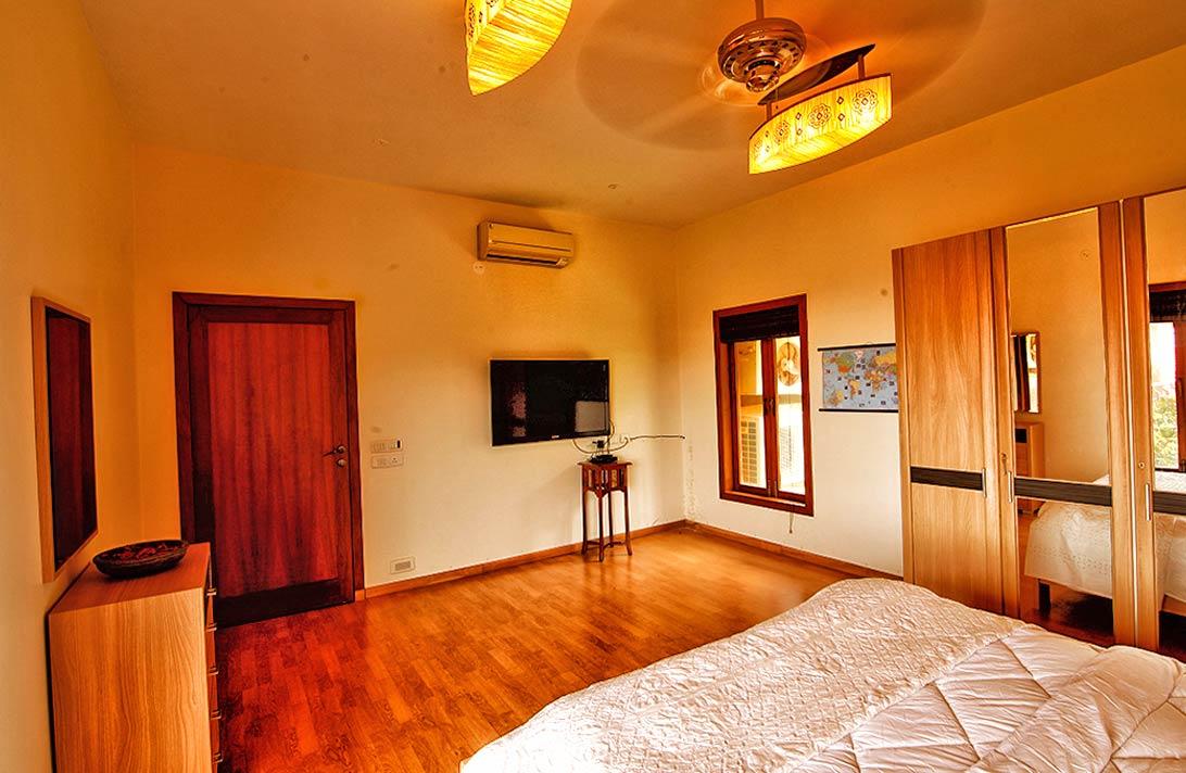 Villas in Goa, Sky View, Bedroom
