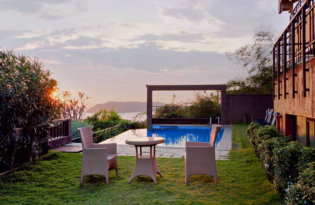 Villas in Goa, Sky View, Pool Side