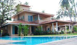 Villas in Goa, Villa Nimaya - Exterior