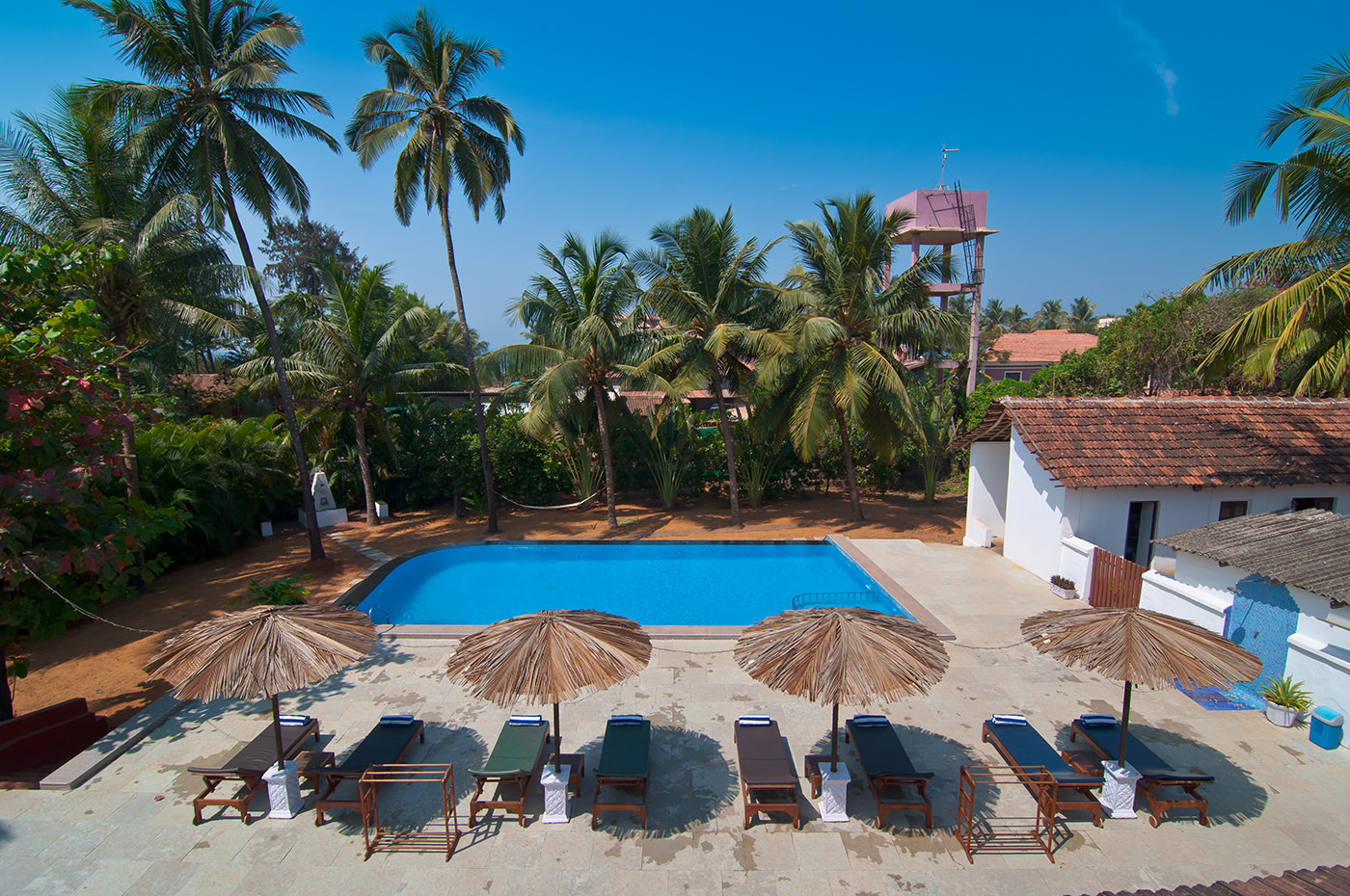 Villas in Goa, Villa Alina, Calangute