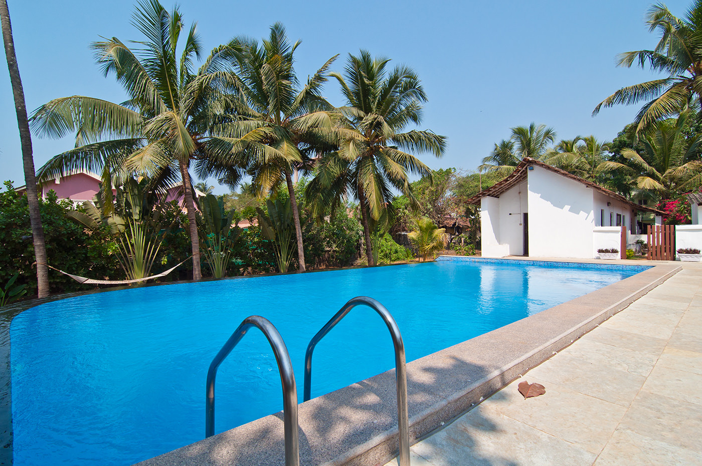 Villas in Goa, Villa Alina, Swimming Pool
