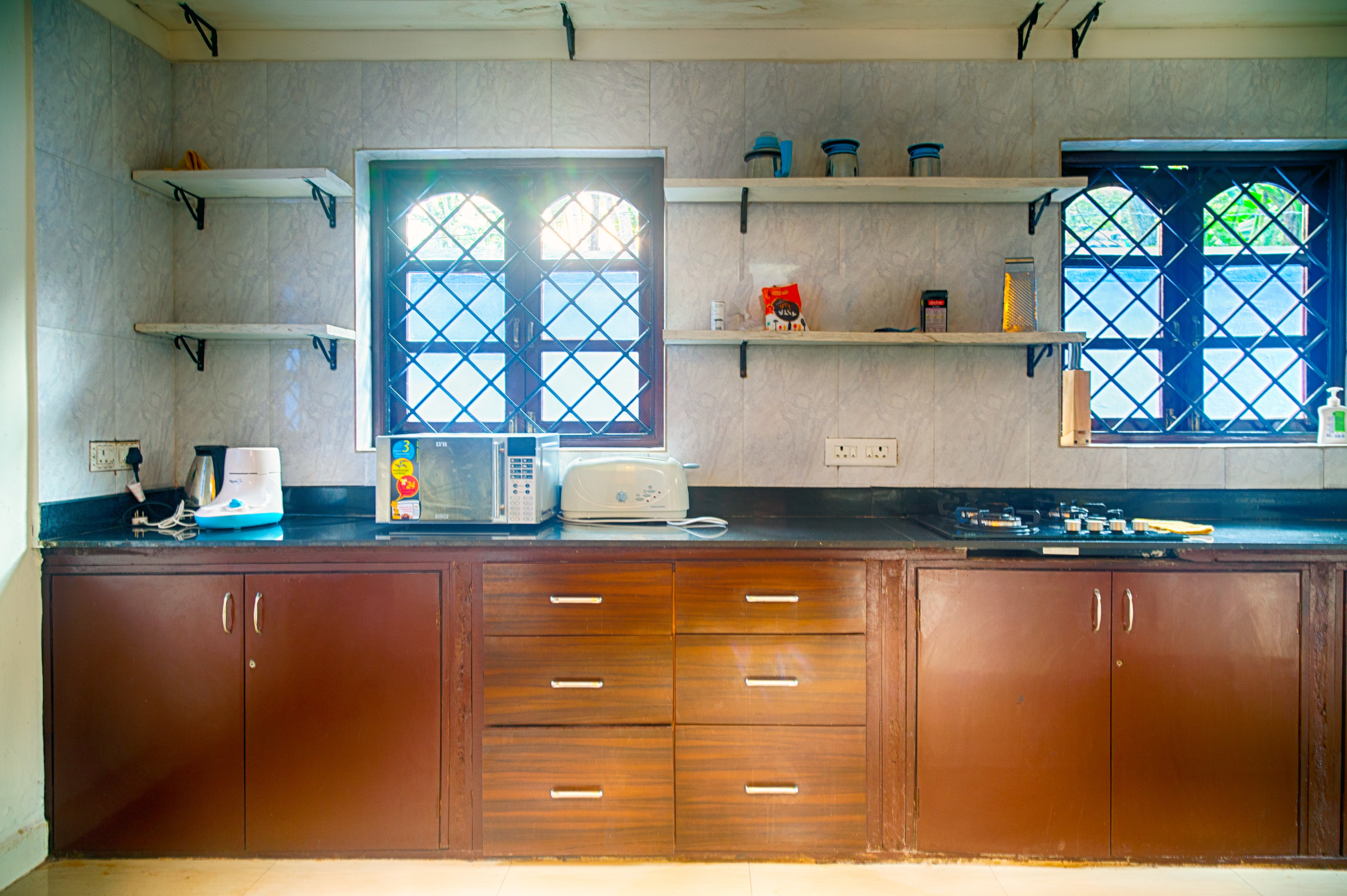 Villas in Goa, Villa Kings, Kitchen