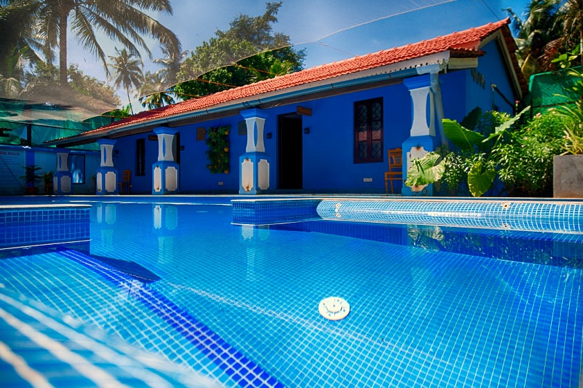 Villas in Goa, Villa Kings, Swimming Pool