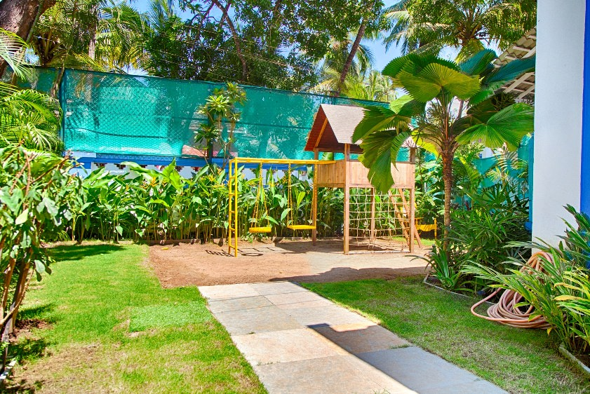 Villas in Goa, Villa Kings, Garden