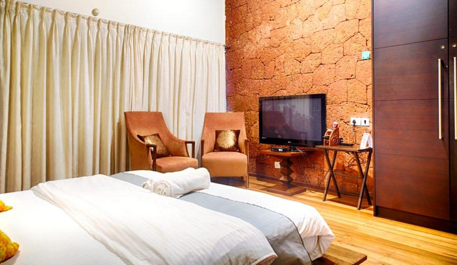Villas in Goa, Villa Rio, Bedroom