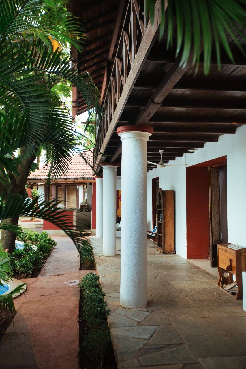 Casa Britona 8 Bedroom Villa In North Goa On Rent