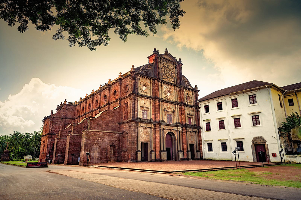 basilica-of-bom-jesus
