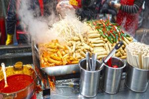Street food in Goa