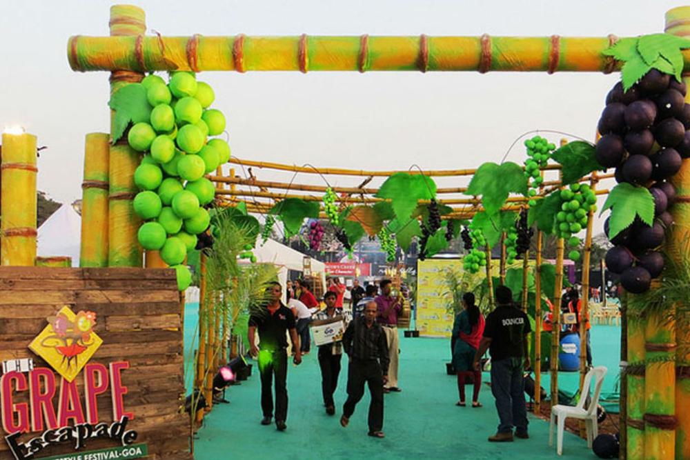 Festival in Goa